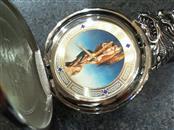 FRANKLIN MINT Pocket Watch KNIGHTSTONE POCKET WATCH